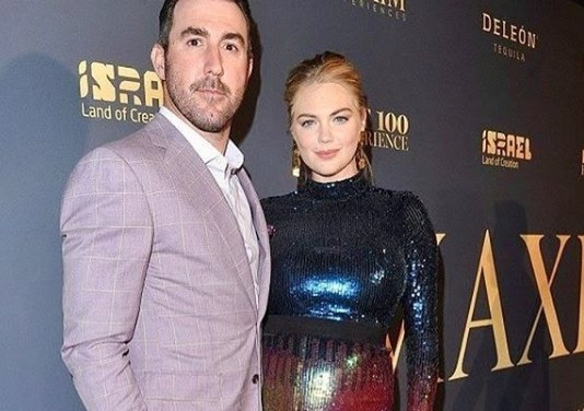 Kate Upton Thinks Verlander Has the Best Ass in the Game