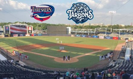 Minor League Team Clearwater Threshers Gets Win With no Hits or Walks