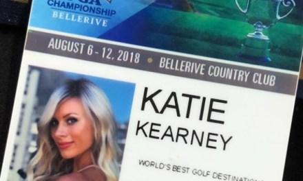 Meet Golf Hottie Katie Kearney