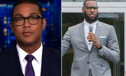 Don Lemon Responds to Trump's attack on him and LeBron James