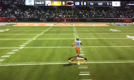 Madden 19 Glitch of Le'Veon Bell Has Gone Viral