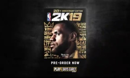 The First Gameplay Trailer of NBA 2K19 Has Been Released