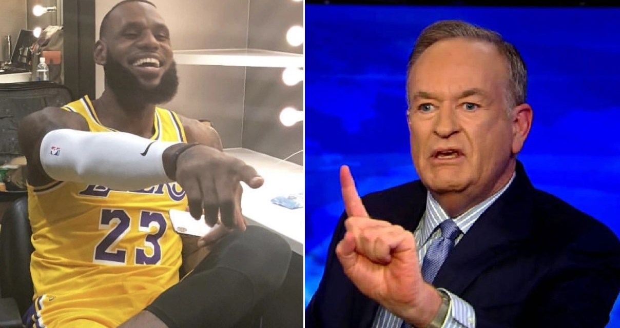 Etan Thomas Fires Back at Bill O'Reilly After LeBron James Comments