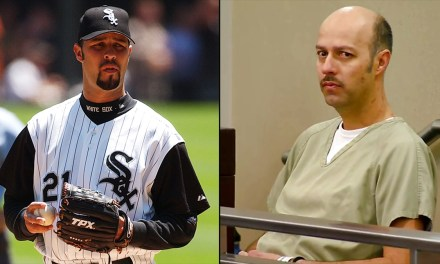 Esteban Loaiza Faces 10 years to life After Pleading Guilty