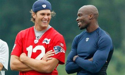 "Chad Johnson on Tom Brady ""He's Black"""