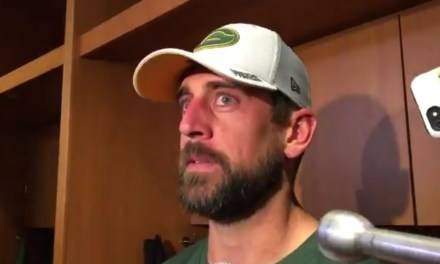 Aaron Rodgers is Still Trashing His Young Receivers