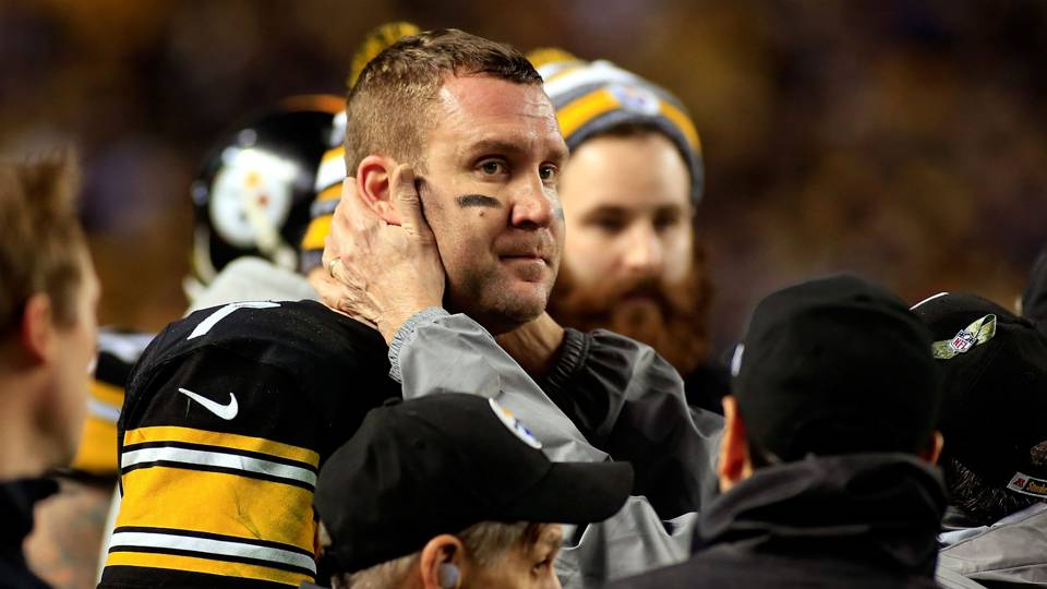 Big Ben Already Out of Concussion Protocol