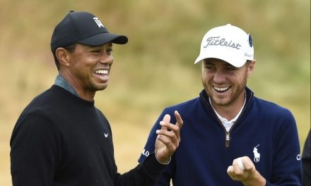 Justin Thomas on Tiger Woods Turning PGA Championship 2018 into Lollapalooza