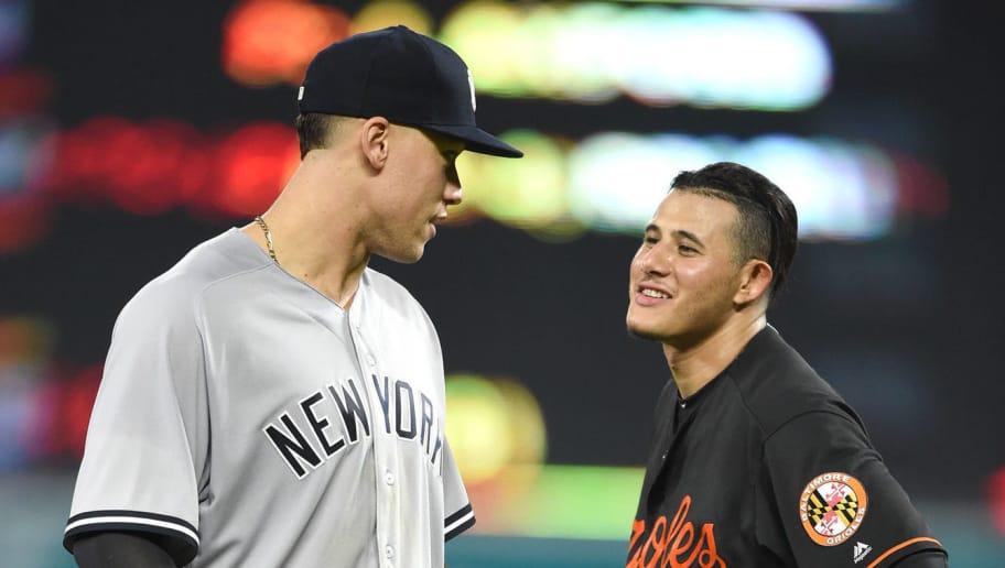 Manny Machado Still Wants to be a Yankee