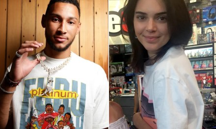 Ben Simmons Confirms He is Dating Kendall Jenner