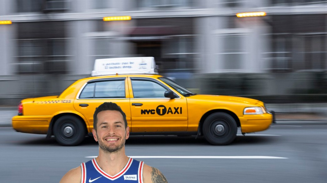 JJ Redick May have Witnessed a Person Trapped in a Cage in a Cab