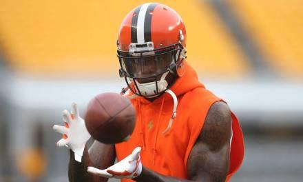 Josh Gordon is Returning to the Browns