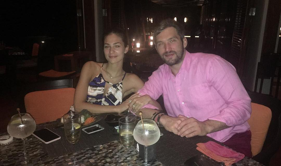 Alex Ovechkin and His Wife Welcome a Baby Boy