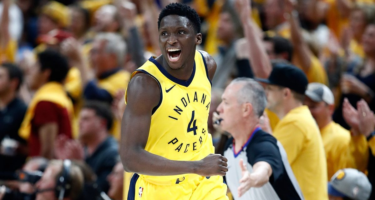 Victor Oladipo Says He's Done Playing It Safe