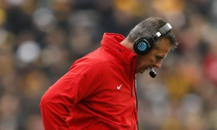 """Urban Meyer Attempting to Turn Probable Suspension into """"Time Served"""""""