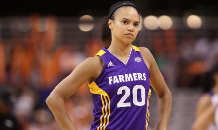 WNBA Guard Kristi Toliver Calls out Passenger For Blatant Racist Text