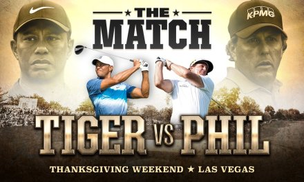 Tiger Woods Phil Mickelson $9M Match to air on PPV on Nov. 23rd