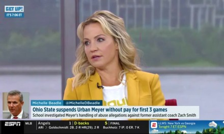 Michelle Beadle Explains why She Doesn't Watch Football