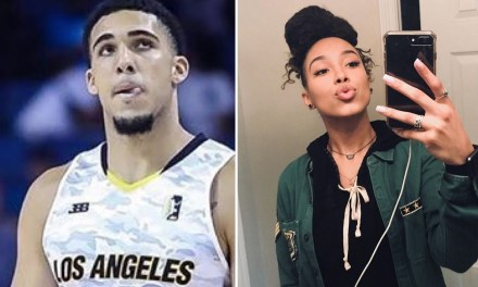 Meet LiAngelo Ball's Girlfriend Jaden Owens
