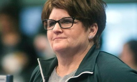 Ex-MSU Gymnastics Coach Kathie Klages Charged with Lying