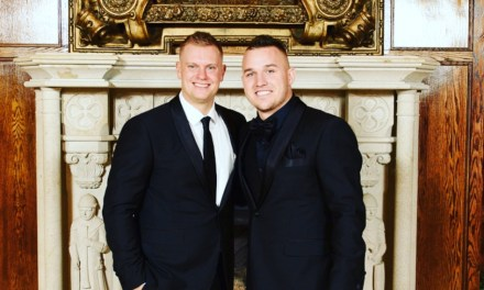 Mike Trout Posts a Heartfelt Message to His Brother in Law