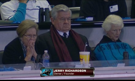 The NFL is Concerned that Jerry Richardson's Issues Might Just be the Tip of the Iceberg
