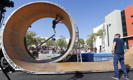 Skater Lizzie Armanto Became the First Woman in History to Complete the Loop