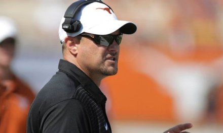 Tom Herman is Happy to Talk Strip Club Visit with NCAA