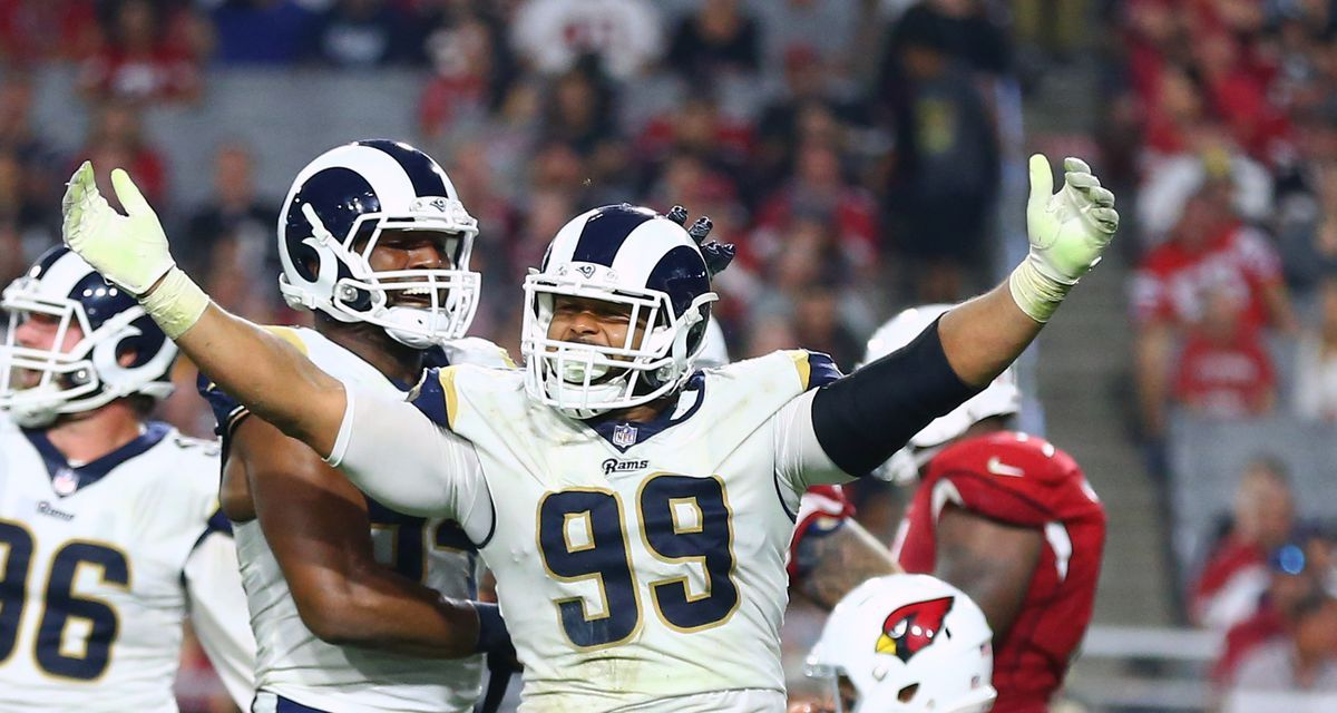 The Rams Just Made Aaron Donald the Highest Paid Defensive Player Ever
