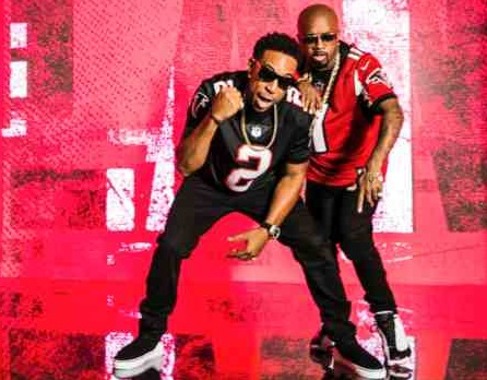 Welcome to Atlanta – Falcons Remix Featuring Ludacris and Jermaine Dupri