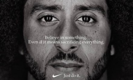 Nike's Online Sales Up 31% After Colin Kaepernick Ad