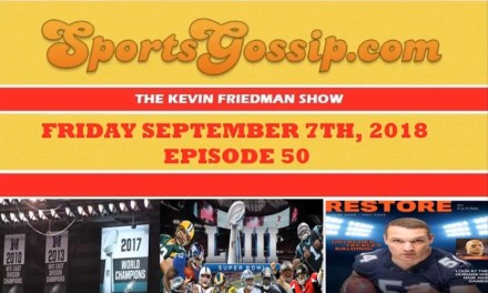Check out SportsGossip.com's Latest Podcast — Episode #50