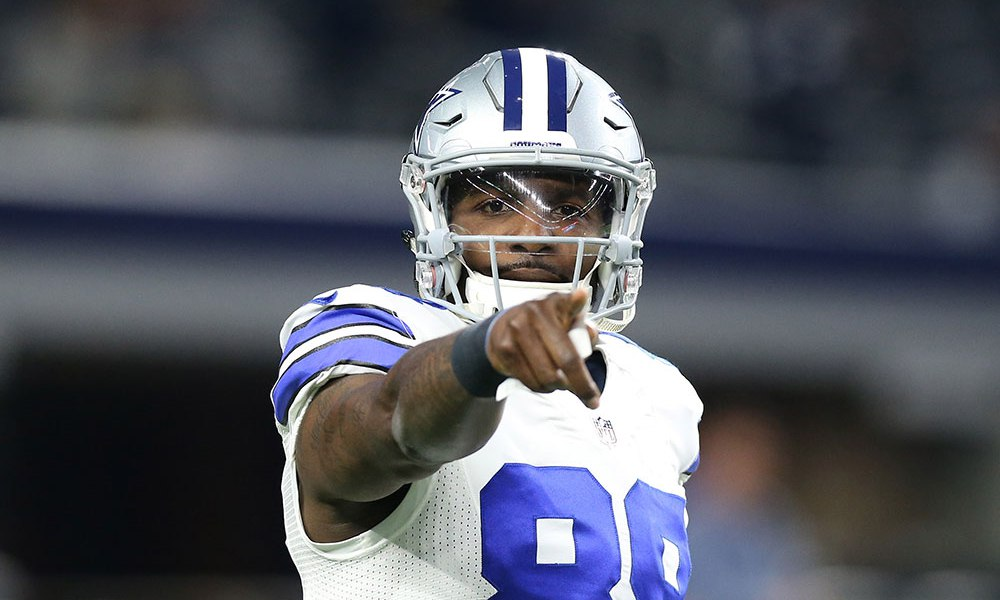 Dez Bryant Says He Wants To Play For The Patriots Or