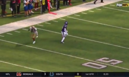 Stefon Diggs Makes Richard Sherman Look Absolutely Silly