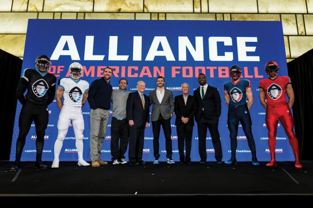 AAF League to Have Enhanced In-Game Betting