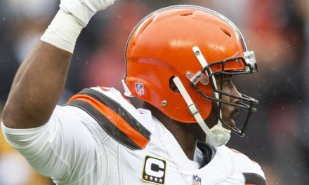 Key Flag on Body Weight Sack in Steelers-Browns called in Error