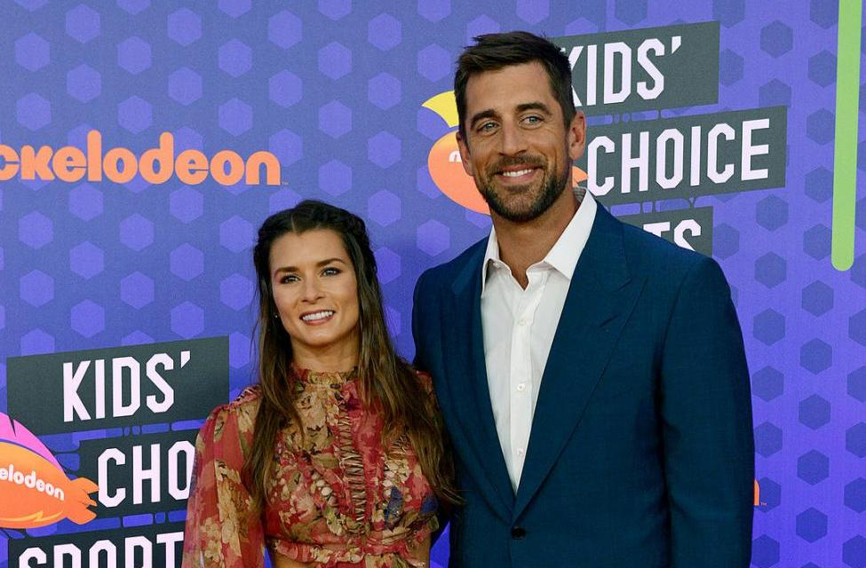 Danica Patrick Posts Official IG Congratulating Aaron Rodgers Beating Her Bears