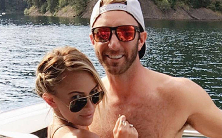 Woman at Center of Dustin Johnson and Paulina Gretzky Breakup Rumors Denies Relationship with the Golfer