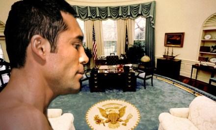 Oscar De La Hoya Considering Running for President