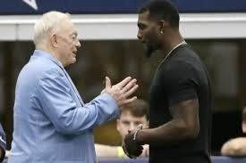 Dez Bryant Told People at the Jay-Z and Beyonce Concert that He's Signing with the Patriots