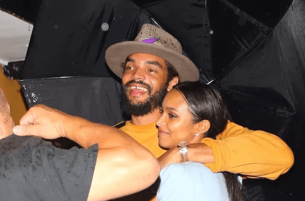 Joakim Noah Spotted at the Club with Supermodel Girlfriend ...