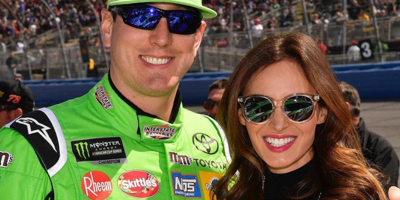 Meet Kyle Busch's Wife Samantha