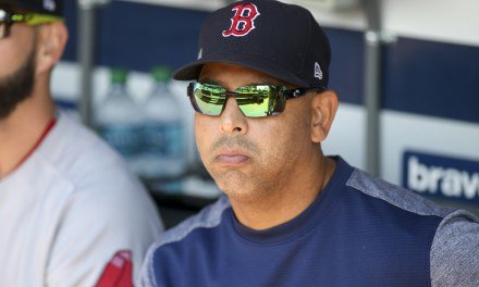 Red Sox Skipper Alex Cora Takes Issue with Trump's Puerto Rico Tweets