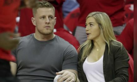 J.J. Watt and His Girlfriend Kealia Ohai Had a Date Night on Thursday