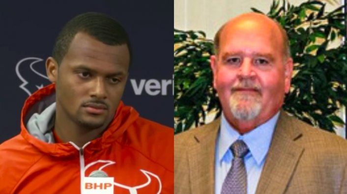 Superintendent Lynn Redden on Texans' Deshaun Watson: You Can't Count on a Black QB