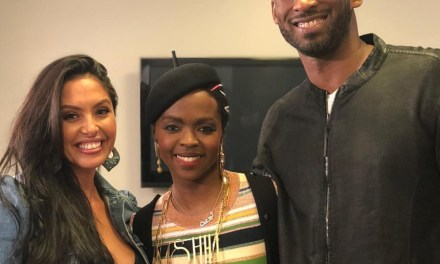Kobe and Vanessa Bryant Date Night at Lauryn Hill Concert
