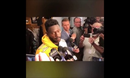 LeVeon Bell interview