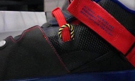 Here's a First Look at the Air Jordan 33