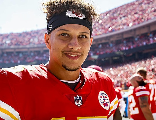 Patrick Mahomes has a Photographic Memory