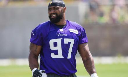 Vikings Everson Griffen Undergoing Mental Health Evaluation after Trying to Break into Teammate's Home